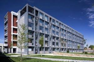 university accommodation in china