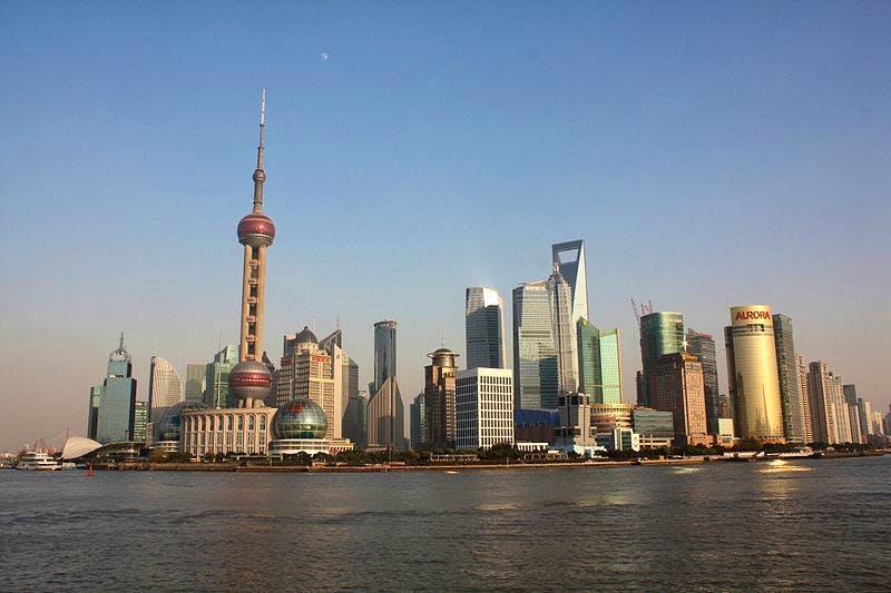 Hutong School Shanghai The bund