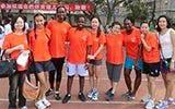 GXMU International Students Sports