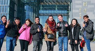 Jiangsu University International Students