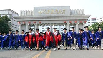 Guangxi Medical University Students