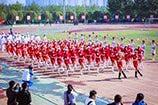 SAU sports parade