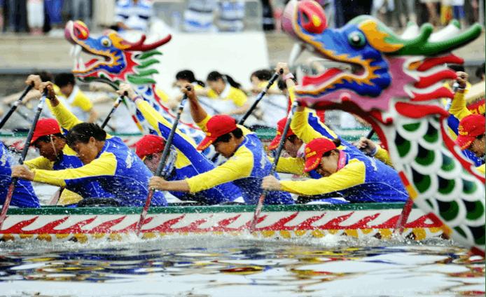 dragon boats races