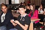 ustb international students tea class