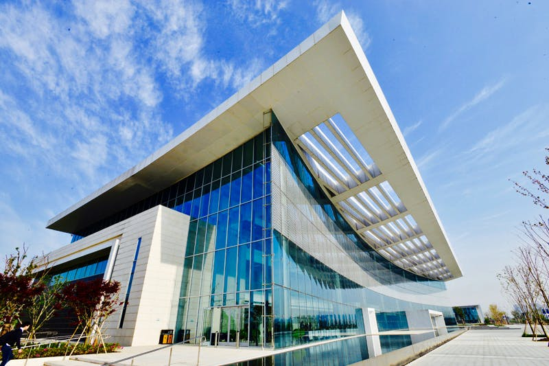 Duke Kunshan Academic Building