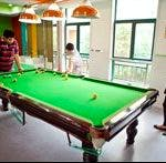 Pool table at UNNC Common Rooms