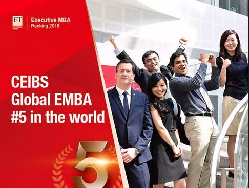 EXECUTIVE MBAS IN CHINA