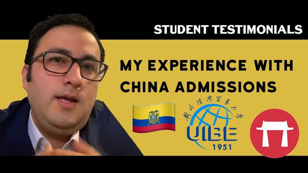 China Admissions Broke Barriers To Help Me Study PhD In Law At UIBE